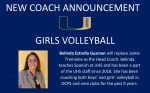 UHS Names Belinda Estrella Guzman as Head Girls Volleyball Coach