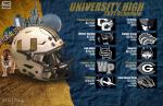 2021 UHS Football Schedule Released