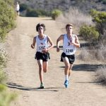 Boys Varsity and JV Cross Country bring home League Championships