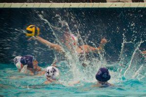 Water Polo vs. Calrmont