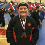 Half Moon Bay High School Girls Varsity Wrestling scores 0 points at meet