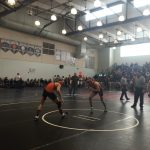 Half Moon Bay High School Boys Varsity Wrestling finishes 12th place