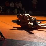 Half Moon Bay High School Boys Varsity Wrestling beat El Camino High School 60-18