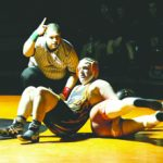 Half Moon Bay wrestling dominates El Camino in PAL opener