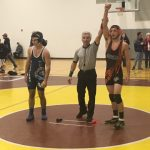 Half Moon Bay High School Boys Junior Varsity Wrestling finishes 15th place