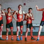 High school wrestling: Half Moon Bay has five of a kind