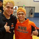 Half Moon Bay High School Boys Varsity Wrestling finishes 15th place
