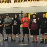 Half Moon Bay High School Boys Junior Varsity Wrestling finishes 13th place