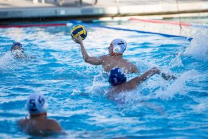2016 August 25 Boys Varsity Water Polo at Saratoga