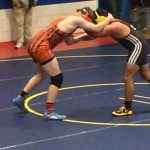 Half Moon Bay High School Boys Junior Varsity Wrestling finishes 4th place