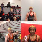 Half Moon Bay High School Boys Varsity Wrestling finishes 10th place