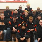 Half Moon Bay High School Boys Varsity Wrestling beat Sequoia High School 69-12