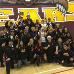 Half Moon Bay High School Boys Junior Varsity Wrestling finishes 3rd place