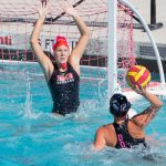 2017 Aug 30 Varsity Girls Water Polo at Aragon