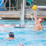 2017 Sept 6 JV Boys Water Polo at Woodside