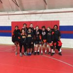 Boys Junior Varsity Wrestling finishes  at PAL Novice Tournament