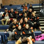 Girls Varsity Wrestling finishes 8th place at Lynbrook Ladies Challenge Wrestling Tournament