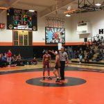 Boys Varsity Wrestling beats Menlo-Atherton Athletics 60 – 18