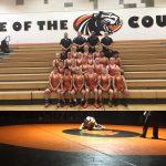 Boys Varsity Wrestling beats Burlingame 52 – 19