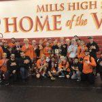 Boys Varsity Wrestling finishes 1st place at PAL Champ Tournament