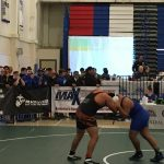 Boys Varsity Wrestling finishes 24th place at CCS Champ Tournament