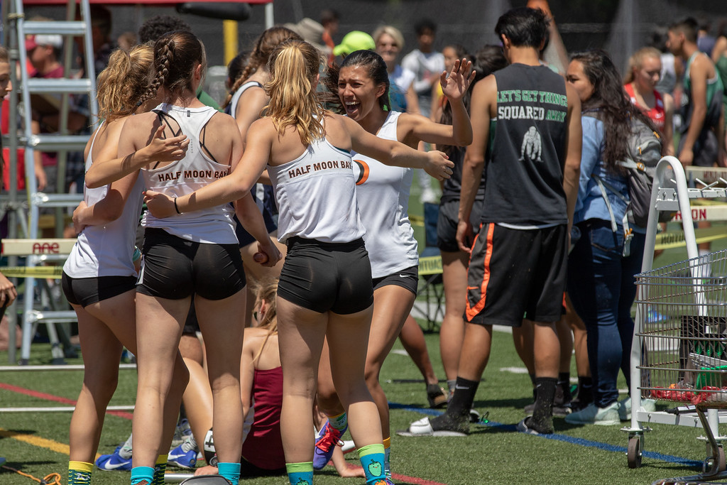 Track and Field Excels at PAL Championships
