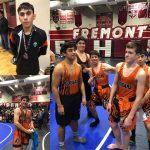 3- JV Boys place at 2nd Man Wrestling Tournament