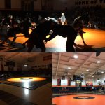 HMB Boys Wrestling Team Beats Rival TNT