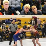 HMB JV Boys Wrestlers Battle at DelMar