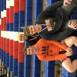 HMB Boys Wrestling Team Grab 3-Medals