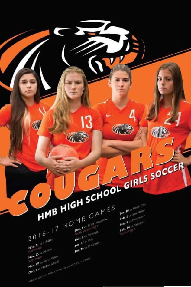 HMBHS Girls Soccer Wins PAL Lake Division