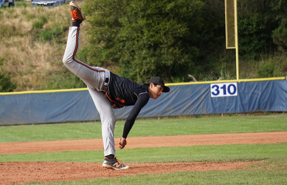 Varsity Baseball Loses CCS Game in Extra Innings