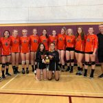 Cougar JV Volleyball Places 2nd in NorCal Invitational Tournament