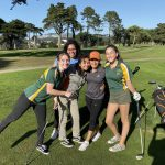 Girls Varsity Golf beats Capuchino 207 – 224