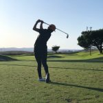 Girls Varsity Golf beats Sequoia 203 – 208