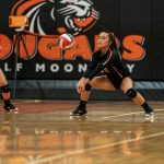 Volleyball Lady Cougars Keep Dancing @ CCS