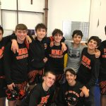 The HMB F/S Wrestlers do good in San Francisco