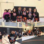 HMB HS Girls Place 2nd at PAL FINAL Championships