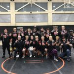 HMB BOYS Varsity Wrestling Team Wins PAL Again