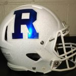 Rochester to Wear New Football Helmets