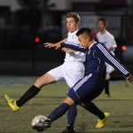 Boys Soccer Gets 1st Win of the Season