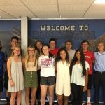 12 RHS Student-Athletes Chosen for MHSAA Scholar-Athlete