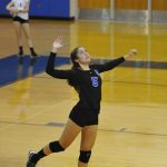 Volleyball Moves Closer to Conference Title
