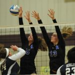 Volleyball Wins OAA Blue-Undefeated