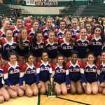 Cheer Sweeps Lake Orion Invite