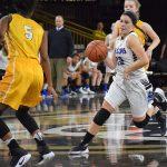 Girls Basketball Falls to Adams