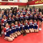 Rochester Cheer District Champs!