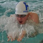 Boys Swim Knocks Off Athens