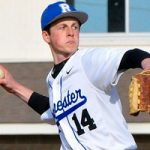 Baseball Pounds Rival Behind Jackson's No Hitter