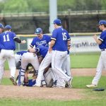 Rochester Baseball Wins OAA Red